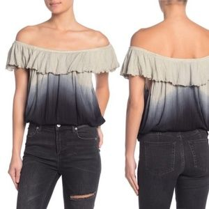 Free People Cora Lee Off-the-Shoulder Top